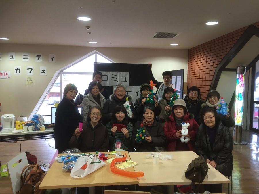 コミュニティカフェ&温もり届け隊2